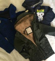 Zara jaknica i vesta