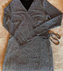 Nova H&M haljina na preklop