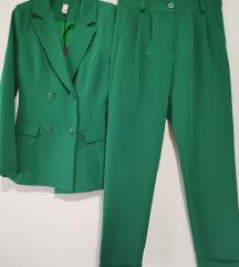 Zeleno odijelo, komplet
