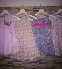 Veliki komplet odjeće za djevojčice 110