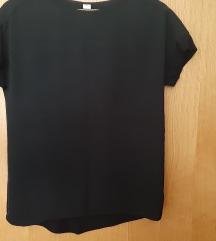 S.Oliver crna svilena  bluza 34(50 kn uklj.pt)