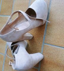 Beige cipele