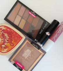 Makeup lot WNW & MUR