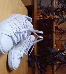 Adidas Grand Court Leather Sneaker - Bijela