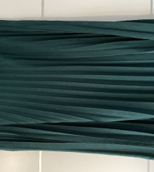 Mango plisirana suknja