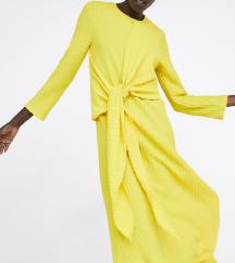 SNIŽENO Nova Zara haljina s etiketom