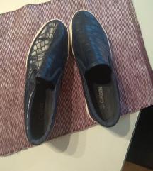 Kroko tamno plave