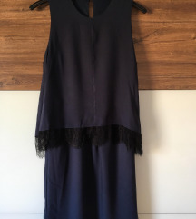 Esprit tamnoplava haljina