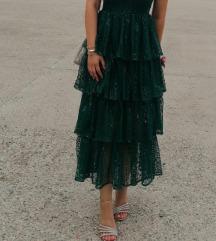 La jupe Lilly haljina, pt u cijeni