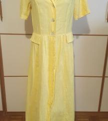 Lanena haljina (35 kn)