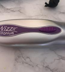Wizzit titanium depilator