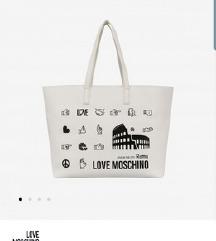 Love moschino shopperica REZZZZ