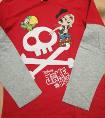 Majica  Jan i pirati iz Nigdjezemske