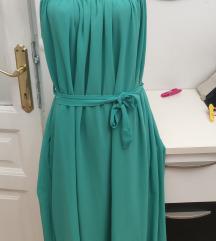 Ljetna haljina s biserima