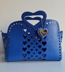 REZZ Tosca Blu torbica