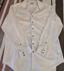 Muška bijela košulja