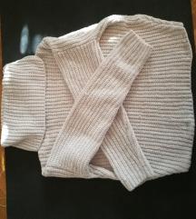 (Super) mekana pulover vesta