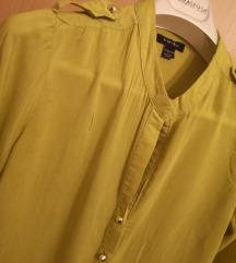 Košulja zeleno žute boje