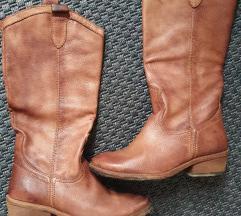 Miss Selfridge kožne cizme br.36