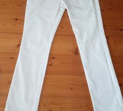 Hugo Boss bijele traperice