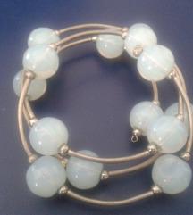 Ogrlica i narukvica od opalita