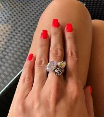 GUESS nakit (prsten, lančić, naušnice)