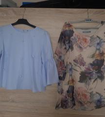 Dvije bluze - Zara