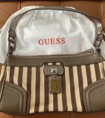Guess torbica prugasta original