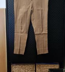 EXTRA AKCIJA - H&M bež hlače