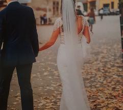 Vjencanica/haljina+veo