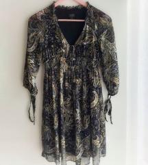 RESERVED paisley print haljina