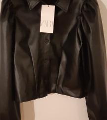 Nova zara kozna natkosulja-jakna