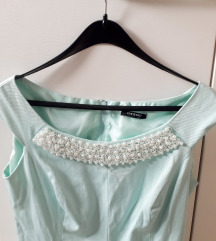 Orsay tirkizna haljina