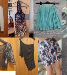 S lot - haljine, suknje, bolero