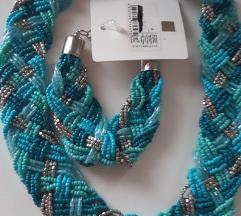 Novi set ogrlica i narukvica