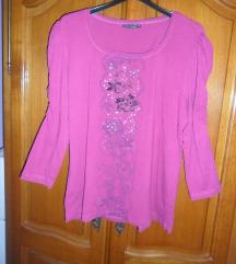 majica pink boje vel. 42