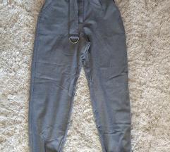 REZZ Sive hlače