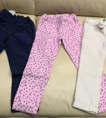 Dječje hlače 3-4 g benetton, s. Oliver