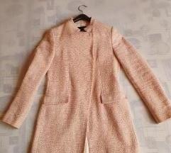 Zara rozi kaput FREE PT