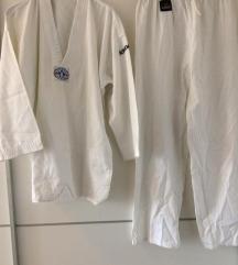 Taekwondo komplet s grbom