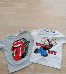 H&M majice 68