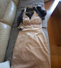 Predivna haljina 38 i poklon bolero