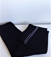 Zara pletene palazzo hlače - NENOŠENE