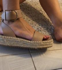 Sandale like zara