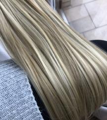 Ekstenzije za kosu cesljici