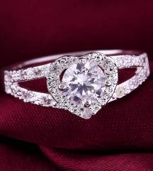 Novi Posrebreni prsten