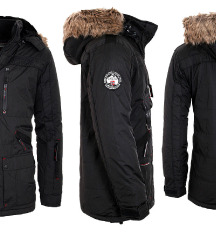 SNIZENO Geographical Norway jakna
