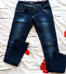 Plave traperice-kao nove