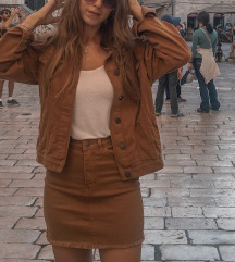 Set - minica + jaknica