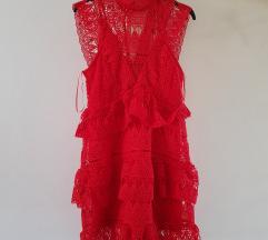 Novo! Crvena haljina